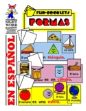 Las Formas: Flip Booklets in Spanish (Shapes)