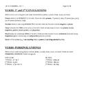 Latin I Grammar Handouts Units 1-10, Keyed to Wheelock's Latin