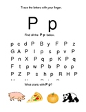 Learn Letters and Letter Sounds the Easy Way