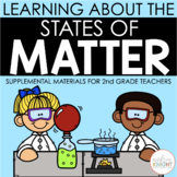 Learning About the States of Matter (Engaging Materials fo