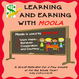 Learning and Earning - The Moola Incentive