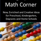 Enriched Math Center Ideas