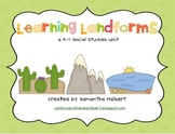 Learning Landforms Unit