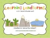 Learning Landforms Unit