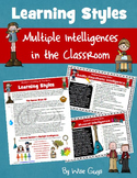 Learning Styles Helpful Handout for Students and Teachers