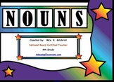 All About Nouns - Smart Notebook Lesson