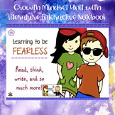 Interactive Notebook - Courage - Close Read, Posters, Prompts