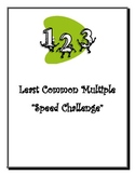 Least Common Multiple Speed Challenge