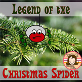 Legend of the Christmas Spider Unit and Printables