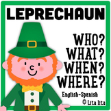 Leprechaun Fold&Learn