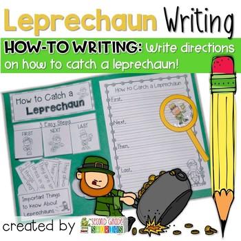 Leprechaun writing - How to Catch a Leprechaun