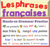 Les Phrases - French Sentence Builder