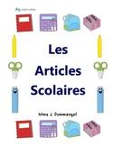 Les articles scolaires