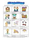 Les prépositions pour les débutants