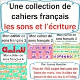 Les sons et l'écriture français:la collection{French Phoni