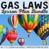 Lesson Plan Bundle: Gas Laws