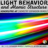 Lesson Plan Bundle: Light Behavior and Atomic Structure