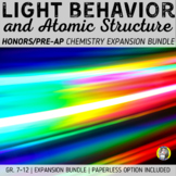 Lesson Plan Bundle: Light Behavior and Atomic Structure
