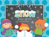 Let It Snow: Literacy Activities