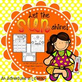 Let the Sun Shine mini science sun unit