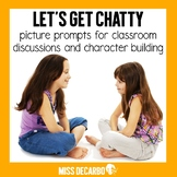 Let's Get Chatty! Back to School Edition
