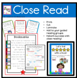 Close Reads:Let's Get Close With a Book