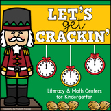 Let's Get Crackin'! {December Literacy & Math Centers for