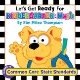 Let's Get Ready for Kindergarten: Math