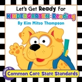 Let's Get Ready for Kindergarten: Reading