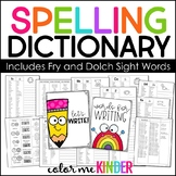 Let's Get Writing! Student Dictionary Colored Edition