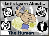 Let's Learn About The Human Body! (Powerpoint)