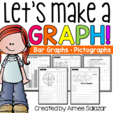 Let's Make a Graph! Bar Graphs and Pictographs {Common Cor