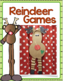 Let's Make a Reindeer! Glyph