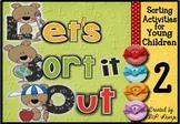 Let's Sort It Out Super Assortment Interactive Activities 2