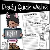 Let's Write! {April}