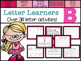 Letter Learners: Letter B