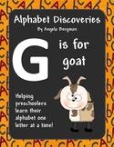Letter G ~ Preschool Unit