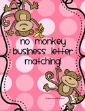 Letter Naming Monkey theme