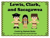 Lewis, Clark, and Sacagawea - Social Studies