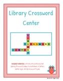 Library Crossword Center