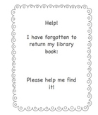 Library Overdue Book Item Notice