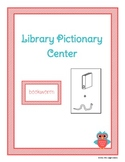 Library Pictionary Center