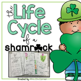 Life Cycle of a Clover Flip Flap Booklet { Differentiated