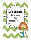 Life Science Interactive Notebook or Lapbook