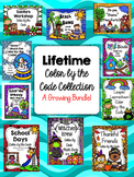 Lifetime Color by the Code Collection--A Growing Bundle