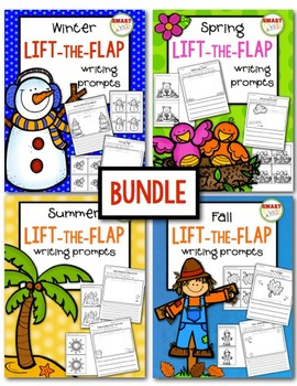 Lift-the-Flap Writing Prompts