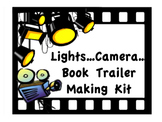 Lights Camera Book Trailer Making Kit