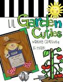 Lil Garden Cuties Writing Craftivity & More!