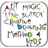 Line Switch Creative Drawing Method