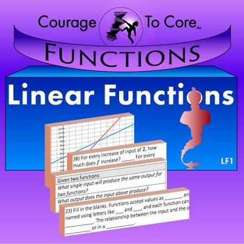 Linear Functions (LF1)